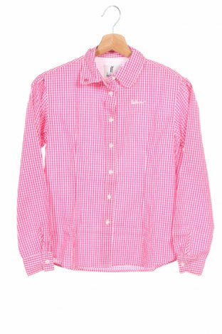 Dětská košile  Luis Trenker, Velikost 9-10y/ 140-146 cm, Barva Růžová, Bavlna, Cena  180,00Kč