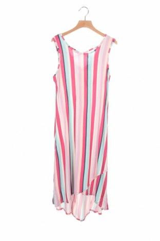 Детска рокля Art Class, Размер 11-12y/ 152-158 см, Цвят Многоцветен, 95% вискоза, 5% еластан, Цена 17,01лв.