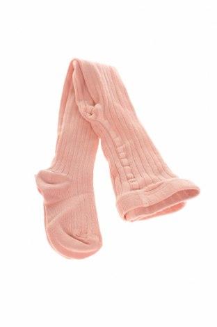 Dresuri pentru copii, Mărime 3-4y/ 104-110 cm, Culoare Roz, 80% bumbac, 17% poliamidă, 3% elastan, Preț 23,68 Lei