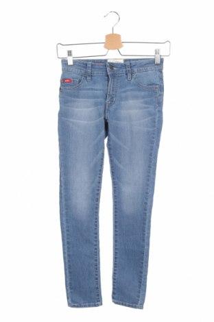 Детски дънки Lee Cooper, Размер 9-10y/ 140-146 см, Цвят Син, 77% памук, 21% полиестер, 2% еластан, Цена 16,00лв.