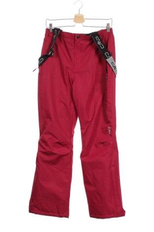 Детски гащеризон за зимни спортове CMP, Размер 15-18y/ 170-176 см, Цвят Розов, Полиестер, Цена 29,75лв.