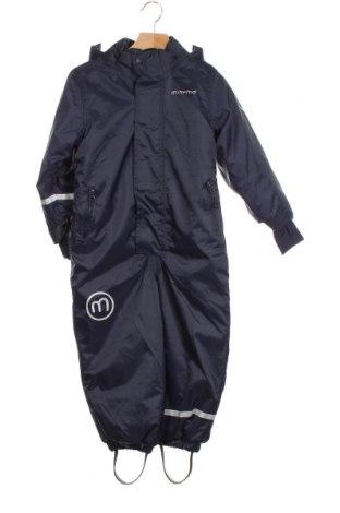 Dětská kombinéza pro zimní sporty  Minymo, Velikost 2-3y/ 98-104 cm, Barva Modrá, Polyamide, Cena  859,00Kč