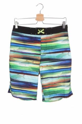 Детски къс панталон Free Country, Размер 15-18y/ 170-176 см, Цвят Многоцветен, 93% полиестер, 7% еластан, Цена 14,96лв.