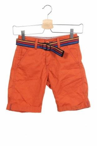 Детски къс панталон Head, Размер 6-7y/ 122-128 см, Цвят Оранжев, Цена 14,70лв.