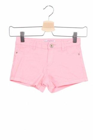Παιδικό κοντό παντελόνι Lefties, Μέγεθος 5-6y/ 116-122 εκ., Χρώμα Ρόζ , 98% βαμβάκι, 2% ελαστάνη, Τιμή 7,09€