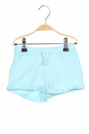 Детски къс панталон Lft, Размер 6-9m/ 68-74 см, Цвят Син, Памук, Цена 9,62лв.