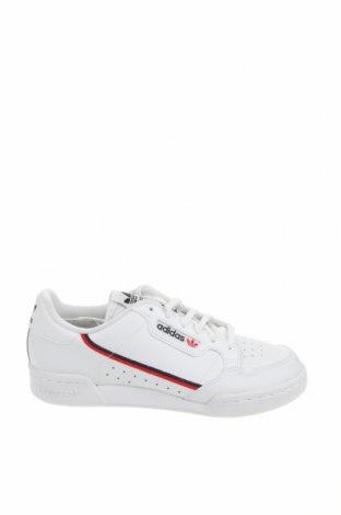 Παιδικά παπούτσια Adidas Originals, Μέγεθος 38, Χρώμα Λευκό, Γνήσιο δέρμα, δερματίνη, Τιμή 32,29€