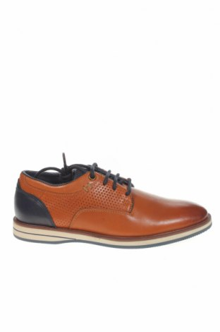 Детски обувки Friboo, Размер 33, Цвят Кафяв, Естествена кожа, Цена 37,62лв.