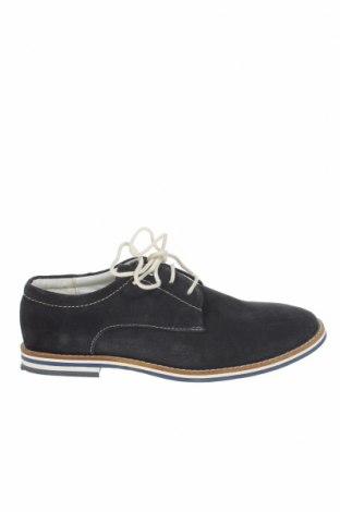Детски обувки Friboo, Размер 35, Цвят Син, Естествена кожа, Цена 37,62лв.