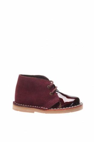 Παιδικά παπούτσια Lola Palacios, Μέγεθος 20, Χρώμα Βιολετί, Φυσικό σουέτ, γνήσιο δέρμα, Τιμή 38,27€