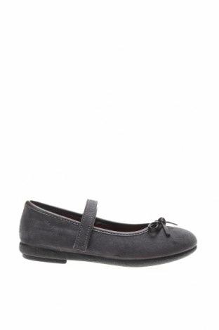 Παιδικά παπούτσια Lola Palacios, Μέγεθος 25, Χρώμα Γκρί, Κλωστοϋφαντουργικά προϊόντα, δερματίνη, Τιμή 9,35€