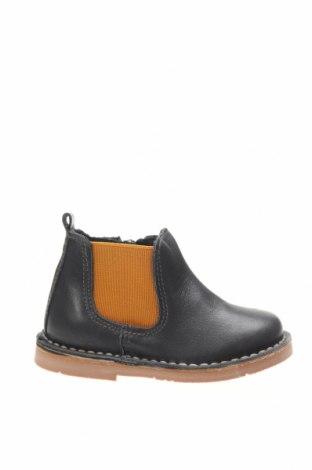 Детски обувки Lola Palacios, Размер 20, Цвят Син, Естествена кожа, текстил, Цена 74,25лв.