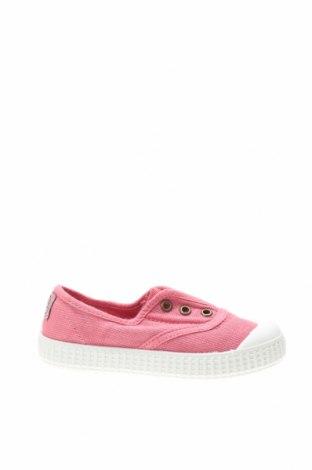 Детски обувки Lola Palacios, Размер 24, Цвят Розов, Текстил, Цена 31,85лв.