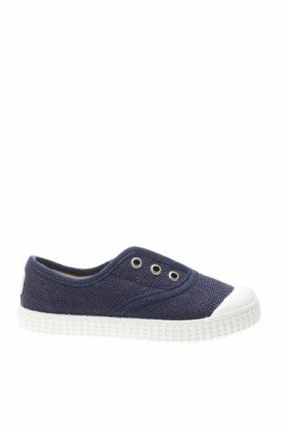 Детски обувки Lola Palacios, Размер 24, Цвят Син, Текстил, Цена 17,15лв.