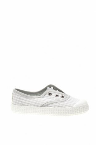Детски обувки Lola Palacios, Размер 24, Цвят Сив, Текстил, Цена 31,85лв.