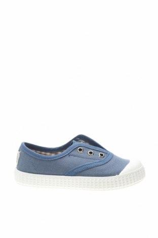 Детски обувки Lola Palacios, Размер 24, Цвят Син, Текстил, Цена 27,30лв.