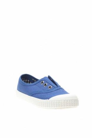 Детски обувки Lola Palacios, Размер 24, Цвят Син, Текстил, Цена 20,58лв.