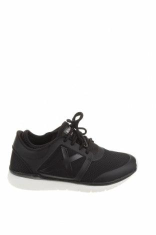 Детски обувки Munich, Размер 36, Цвят Черен, Текстил, еко кожа, Цена 63,22лв.