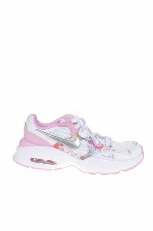 Παιδικά παπούτσια Nike, Μέγεθος 37, Χρώμα Πολύχρωμο, Κλωστοϋφαντουργικά προϊόντα, φυσικό σουέτ, δερματίνη, Τιμή 21,47€
