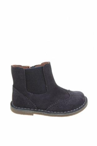 Детски обувки Oca-Loca, Размер 24, Цвят Син, Естествен велур, Цена 149,00лв.