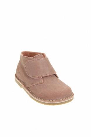Детски обувки Oca-Loca, Размер 25, Цвят Розов, Естествен велур, Цена 96,75лв.