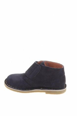 Детски обувки Oca-Loca, Размер 24, Цвят Син, Естествен велур, Цена 37,50лв.