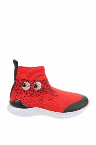 Детски обувки Oca-Loca, Размер 31, Цвят Червен, Текстил, Цена 32,53лв.