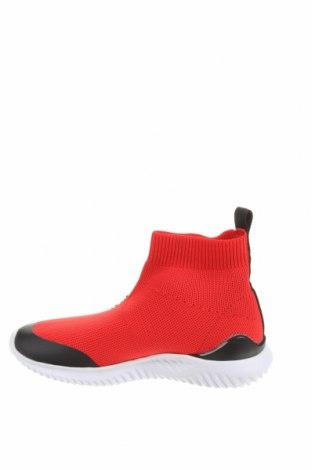 Детски обувки Oca-Loca, Размер 31, Цвят Червен, Текстил, Цена 31,53лв.