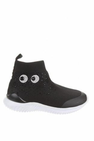 Детски обувки Oca-Loca, Размер 31, Цвят Черен, Текстил, Цена 32,67лв.