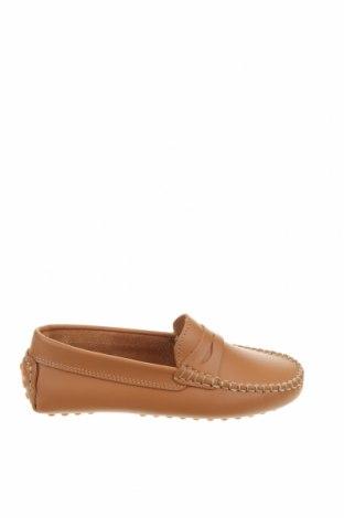 Детски обувки Oca-Loca, Размер 31, Цвят Кафяв, Естествена кожа, Цена 28,15лв.