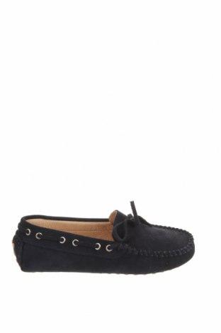 Детски обувки Oca-Loca, Размер 31, Цвят Син, Естествен велур, Цена 28,90лв.