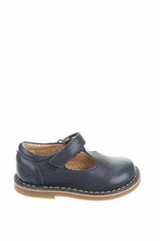 Детски обувки Oca-Loca, Размер 21, Цвят Син, Естествена кожа, Цена 33,23лв.