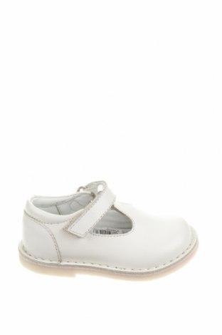 Детски обувки Oca-Loca, Размер 21, Цвят Бял, Естествена кожа, Цена 33,37лв.