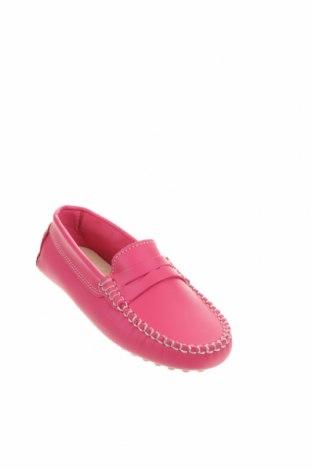 Детски обувки Oca-Loca, Размер 31, Цвят Розов, Естествена кожа, Цена 26,16лв.