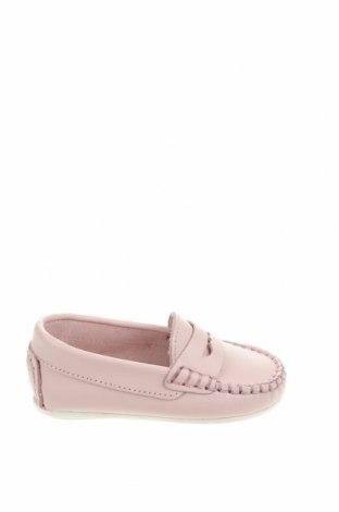 Детски обувки Oca-Loca, Размер 20, Цвят Розов, Естествена кожа, Цена 57,77лв.