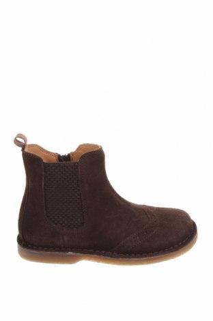 Детски обувки Oca-Loca, Размер 31, Цвят Кафяв, Естествен велур, Цена 149,00лв.