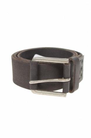 Колан Timberland, Цвят Черен, Естествена кожа, Цена 33,92лв.