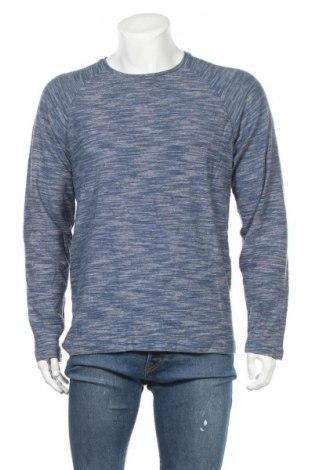 Мъжка блуза Blend, Размер M, Цвят Син, 100% памук, Цена 24,50лв.