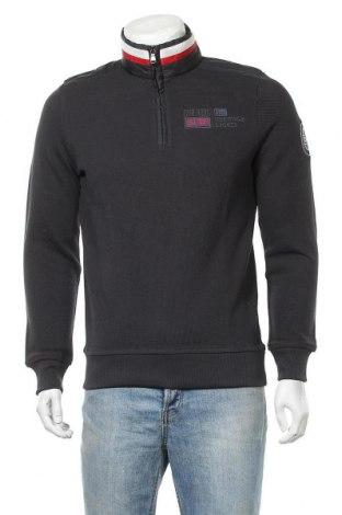 Мъжка блуза Christian Berg, Размер S, Цвят Сив, Памук, Цена 24,99лв.