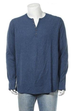 Ανδρική μπλούζα McNeal, Μέγεθος XXL, Χρώμα Μπλέ, 60% βαμβάκι, 40% πολυεστέρας, Τιμή 21,65€