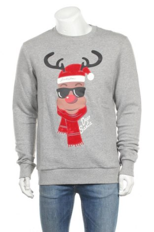 Pánské tričko  Originals By Jack & Jones, Velikost L, Barva Šedá, 75% bavlna, 15% polyester, 10% viskóza, Cena  641,00Kč