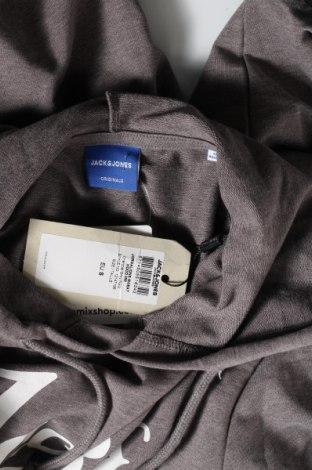Bluză de bărbați Originals By Jack & Jones, Mărime S, Culoare Gri, 65% poliester, 35% bumbac, Preț 170,23 Lei