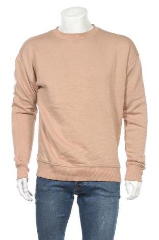 Мъжка блуза Review, Размер M, Цвят Бежов, 60% памук, 40% полиестер, Цена 22,08лв.