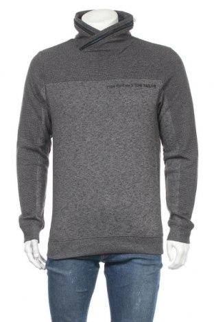 Ανδρική μπλούζα Tom Tailor, Μέγεθος M, Χρώμα Γκρί, 65% βαμβάκι, 35% πολυεστέρας, Τιμή 18,95€