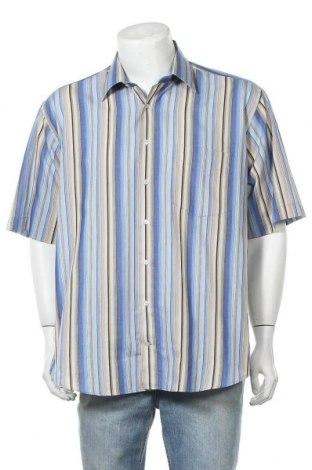 Мъжка риза Barisal, Размер XL, Цвят Многоцветен, 60% памук, 40% полиестер, Цена 14,28лв.