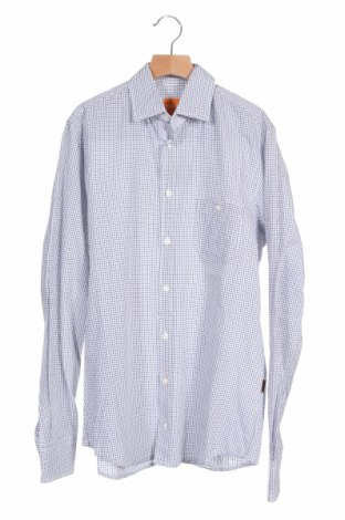 Мъжка риза Boss Orange, Размер XS, Цвят Бял, Памук, Цена 28,56лв.