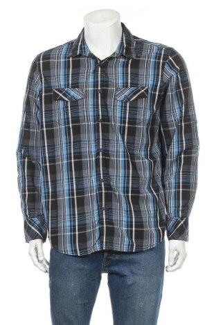 Мъжка риза INC International Concepts, Размер L, Цвят Многоцветен, Памук, Цена 10,50лв.