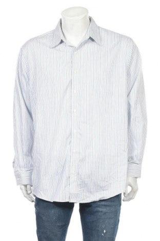 Мъжка риза Kenneth Cole, Размер XL, Цвят Многоцветен, Памук, Цена 15,96лв.
