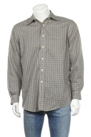Мъжка риза L.L. Bean, Размер M, Цвят Многоцветен, Памук, Цена 14,28лв.