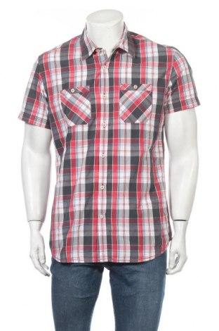Мъжка риза WE, Размер L, Цвят Многоцветен, Памук, Цена 5,18лв.